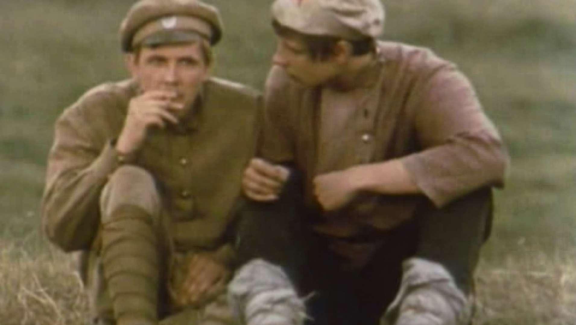 Бумбараш - Музыкальный, Трагикомедия, Приключения, Фильм