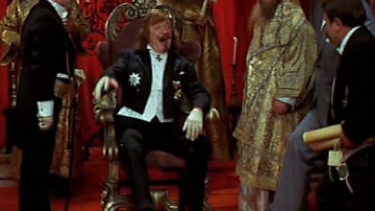 Корона Российской Империи, или Снова неуловимые - Приключения, Фильм