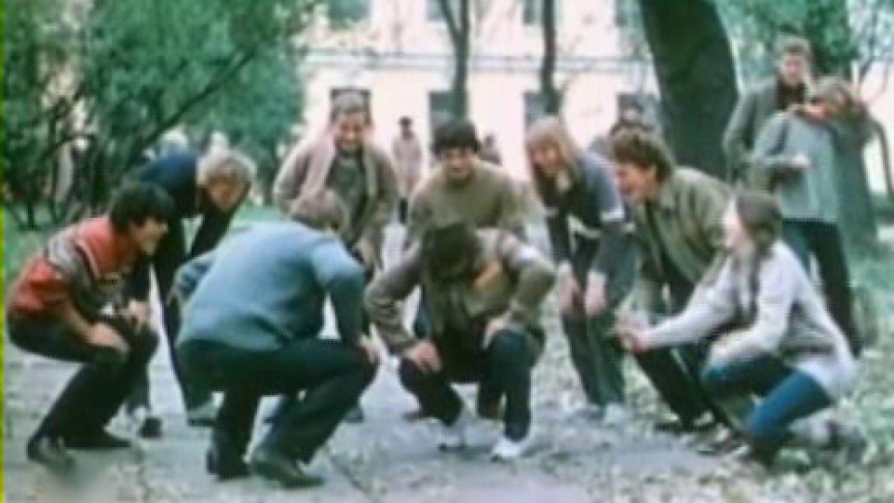 По главной улице соркестром - Комедия, Фильм