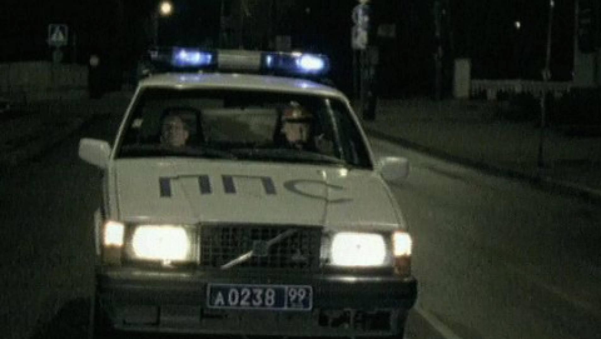 Патруль - Фильм, Детектив