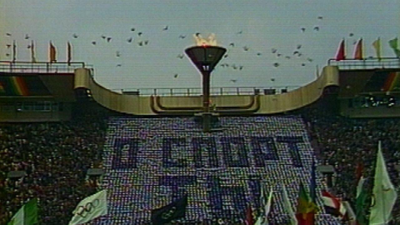Открытие Олимпиады—  80 - Документальный фильм