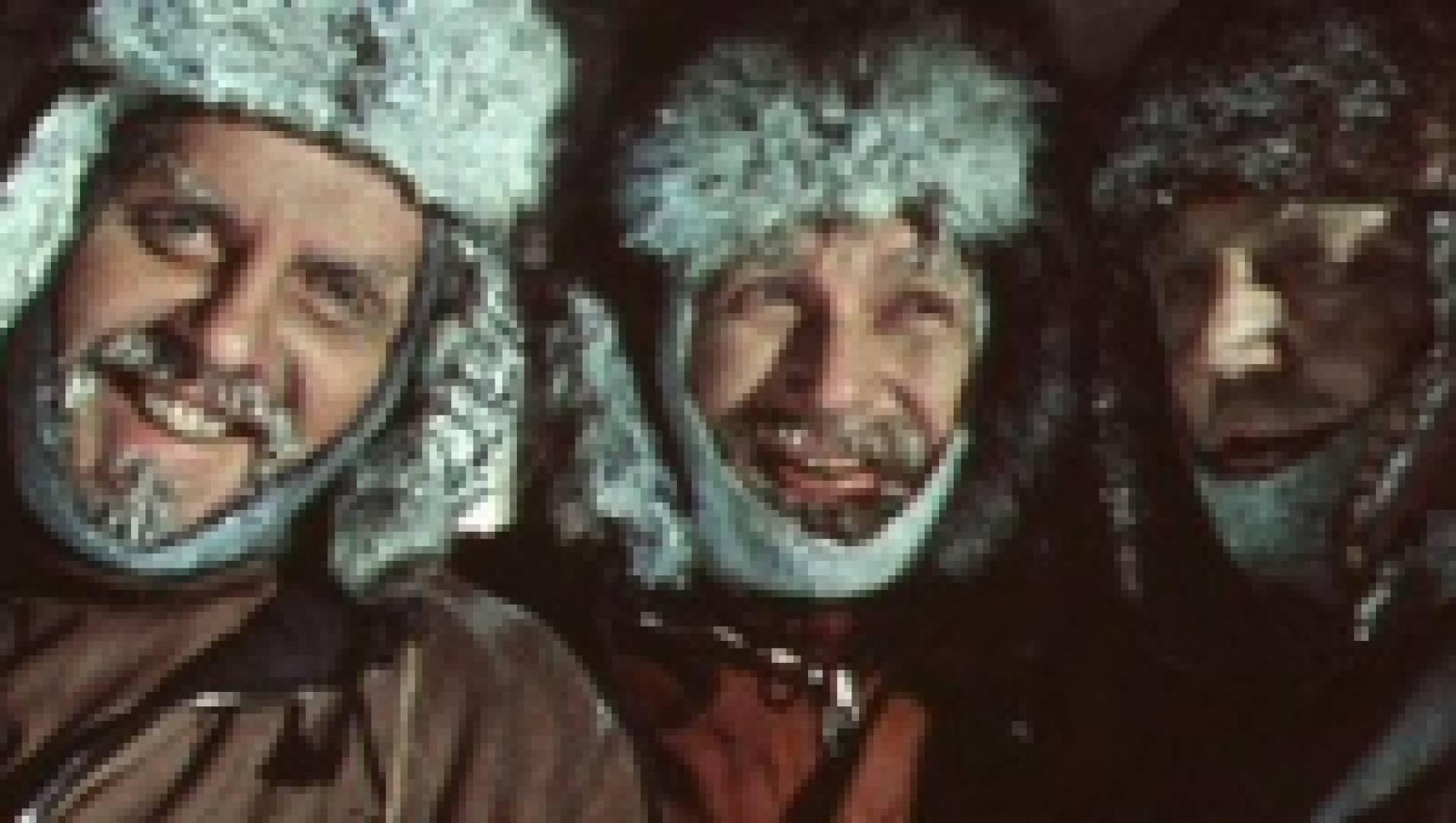 Антарктическая повесть - Приключения, Фильм