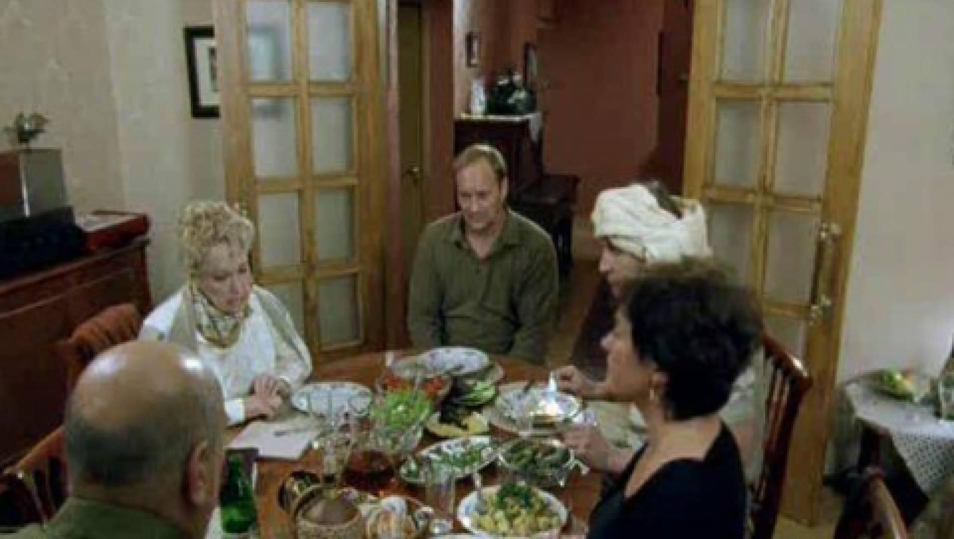 Семейный ужин - Фильм, Мелодрама