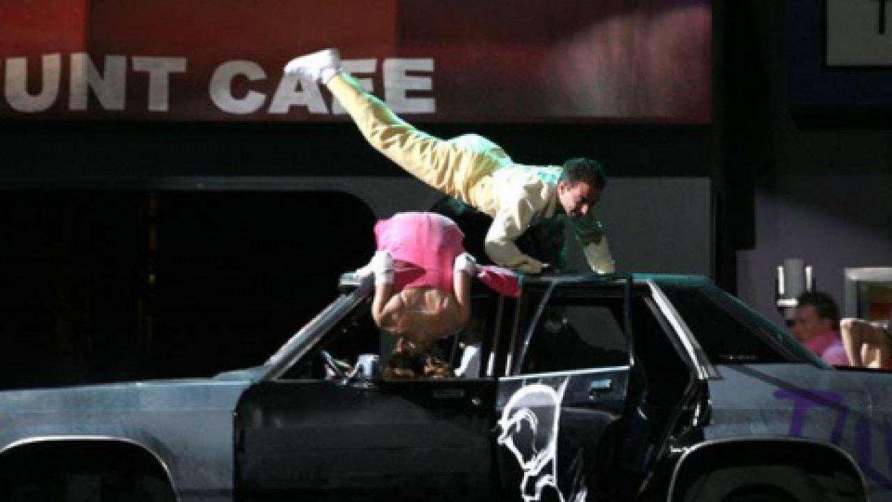 Вручение премии «Лучшие кинотрюки 2007года» - Развлекательная, Программа