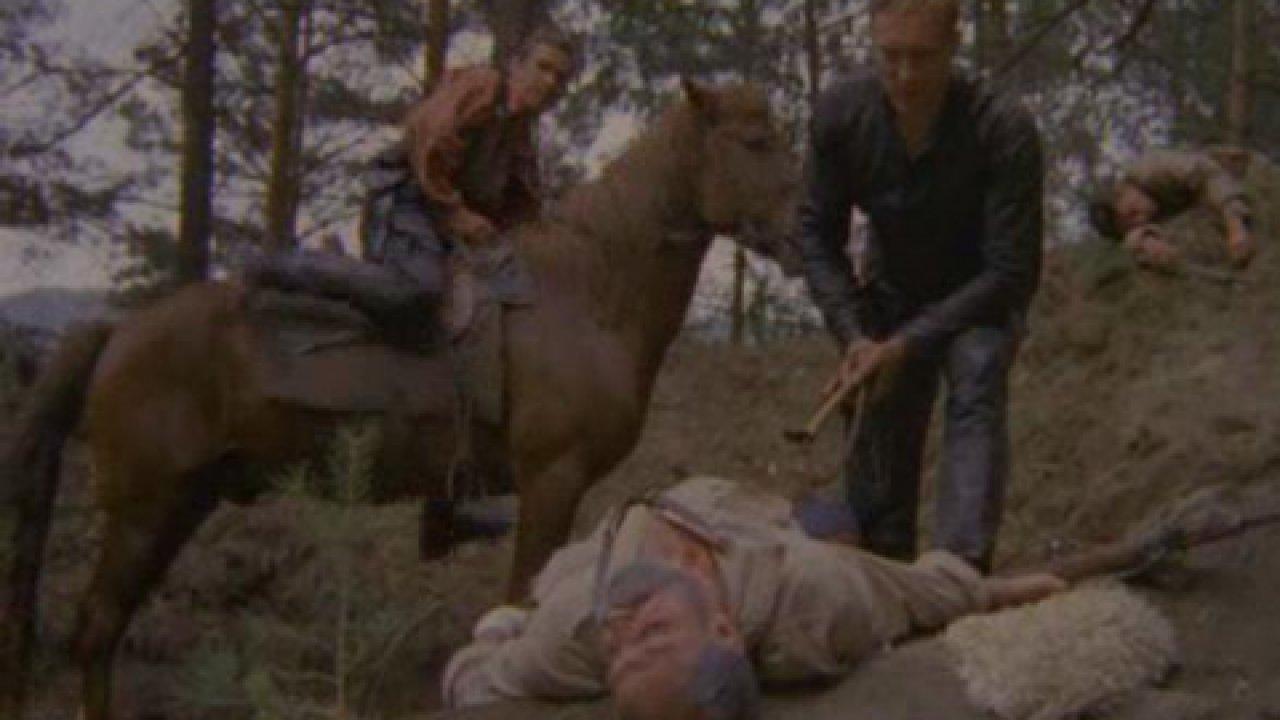 Волчья кровь - Приключения, Фильм