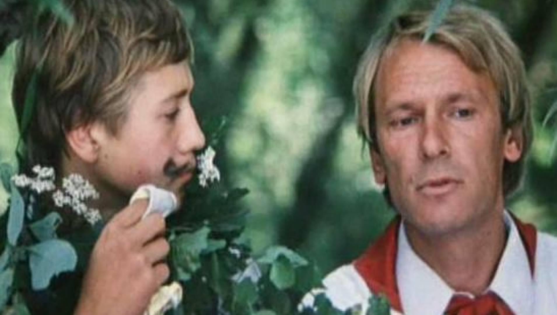Сто дней после детства - Мелодрама, Детское, Фильм