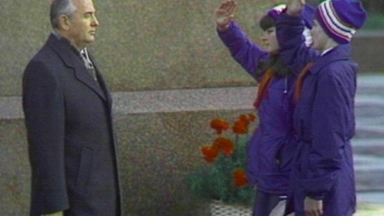 Время Горбачева - Документальный фильм