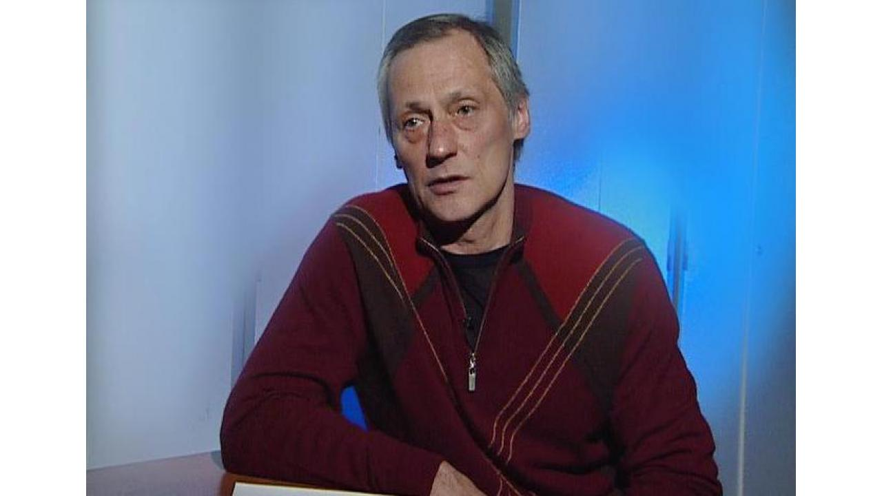 «Монолог». Игорь Бобрин