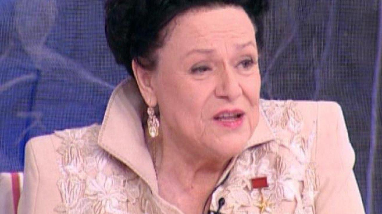 Людмила Зыкина: застольные песни отглавной - Программа, Документальная