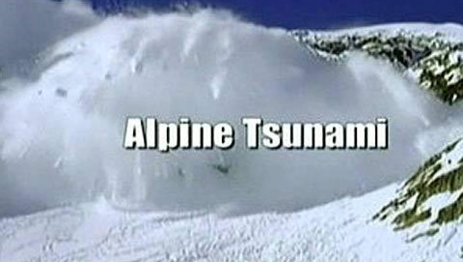 За секунды докатастрофы: цунами вАльпах - Документальный фильм