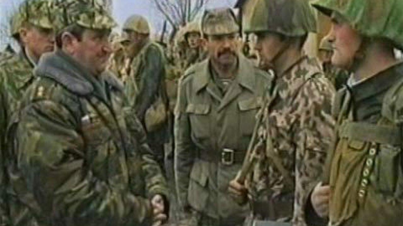 Война имир генерала Трошева - Документальный фильм