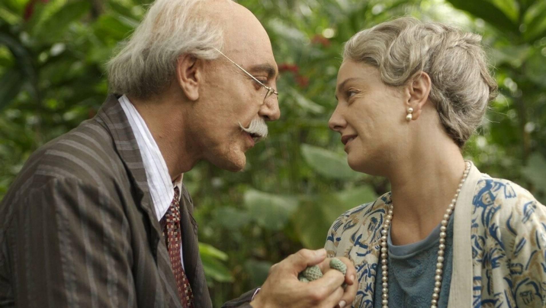 Любовь вовремя холеры - Драма, Фильм