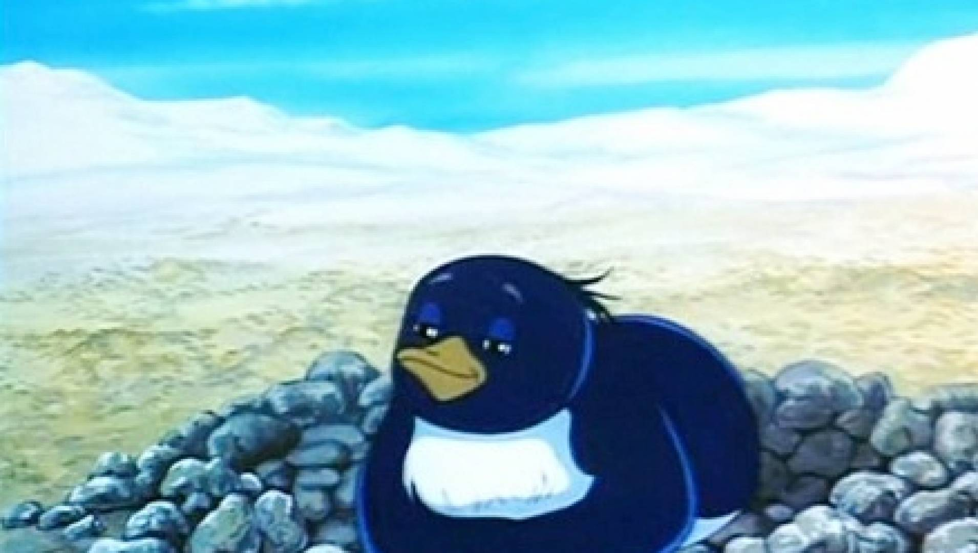 Приключения пингвиненка Лоло - Мультфильм
