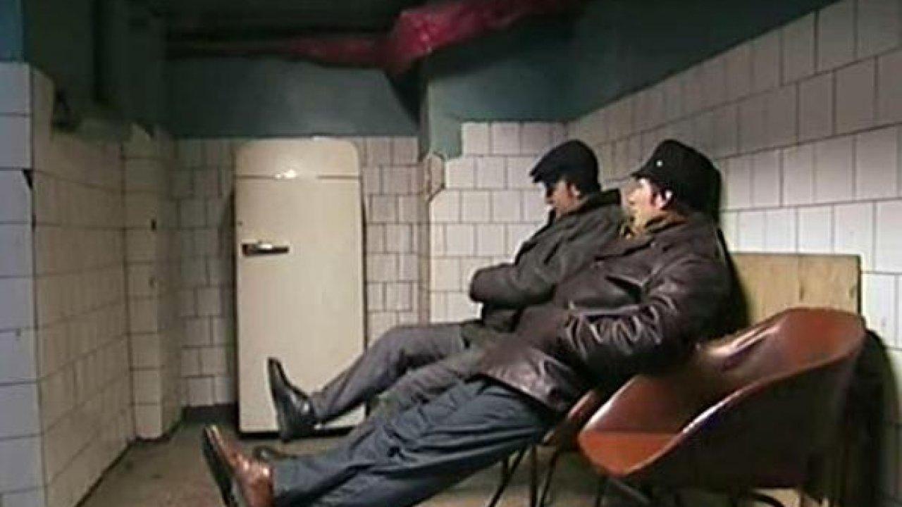 Мужчины неплачут - Детектив, Фильм