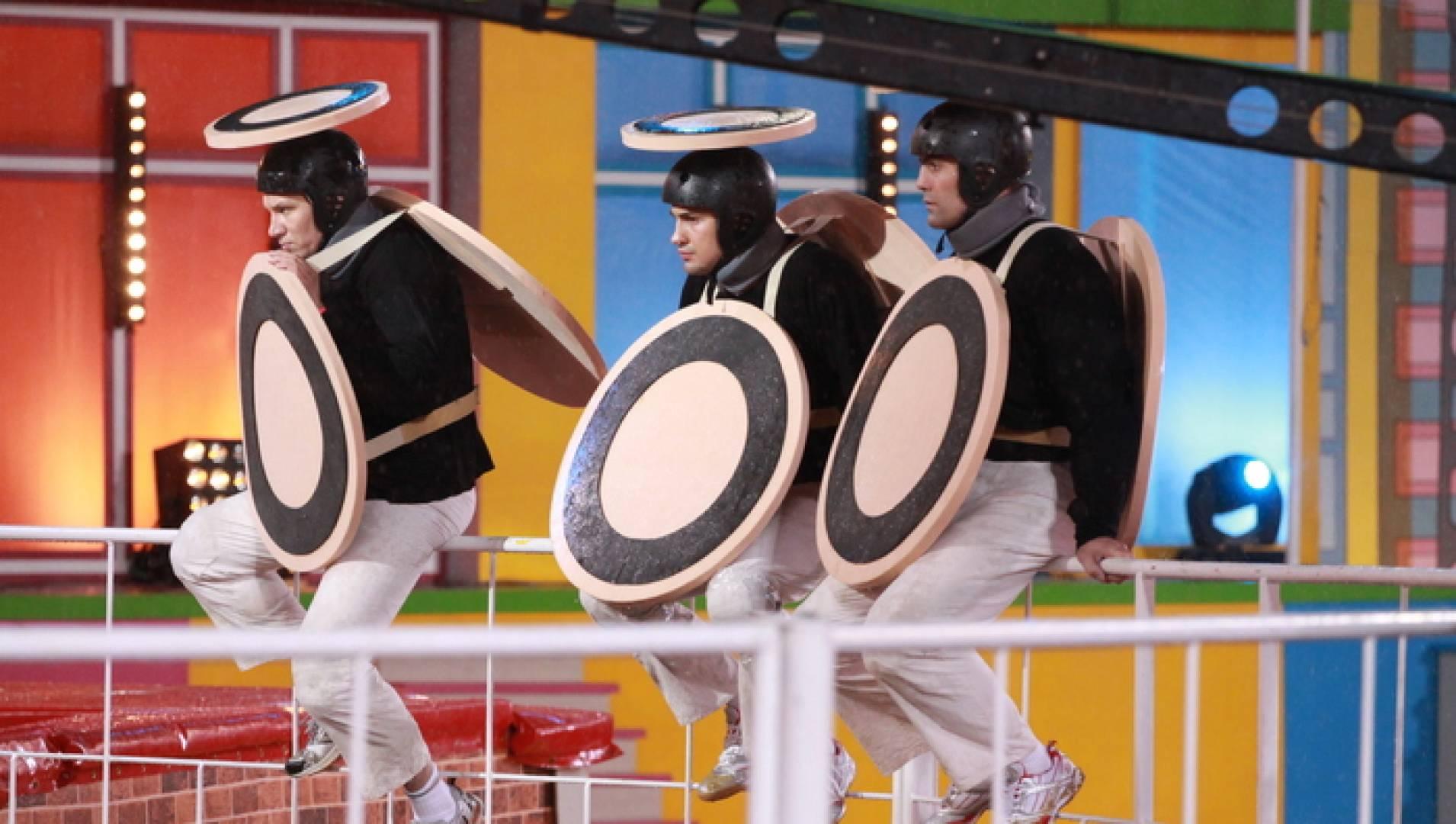 Большие гонки. Финал (2009) - Развлекательная, Программа