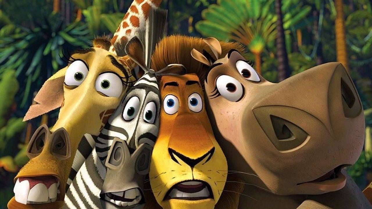 Мадагаскар - Анимационный фильм