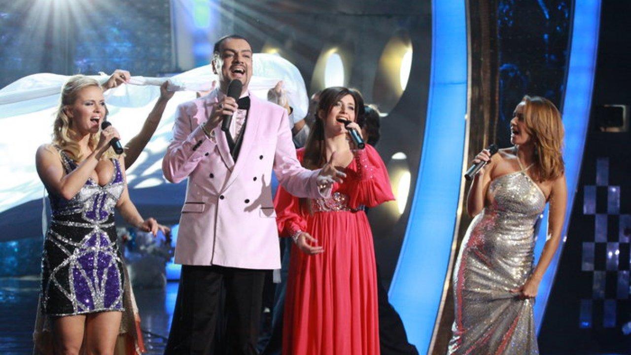 Минута славы. Новогодний гала-концерт (2009) - Концерт