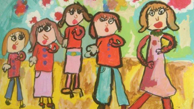 Детский праздник вгороде Можга
