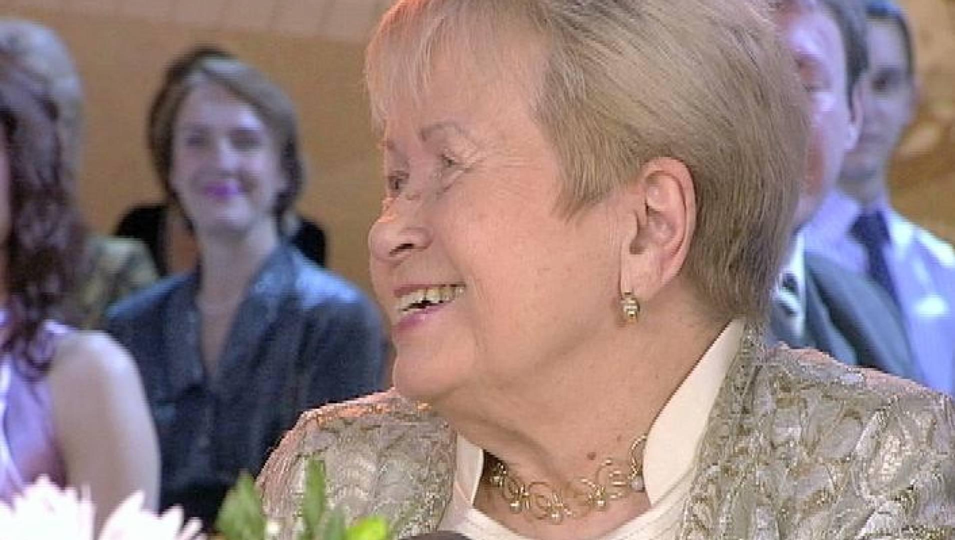 Творческий вечер Александры Пахмутовой - Музыкальная, Программа