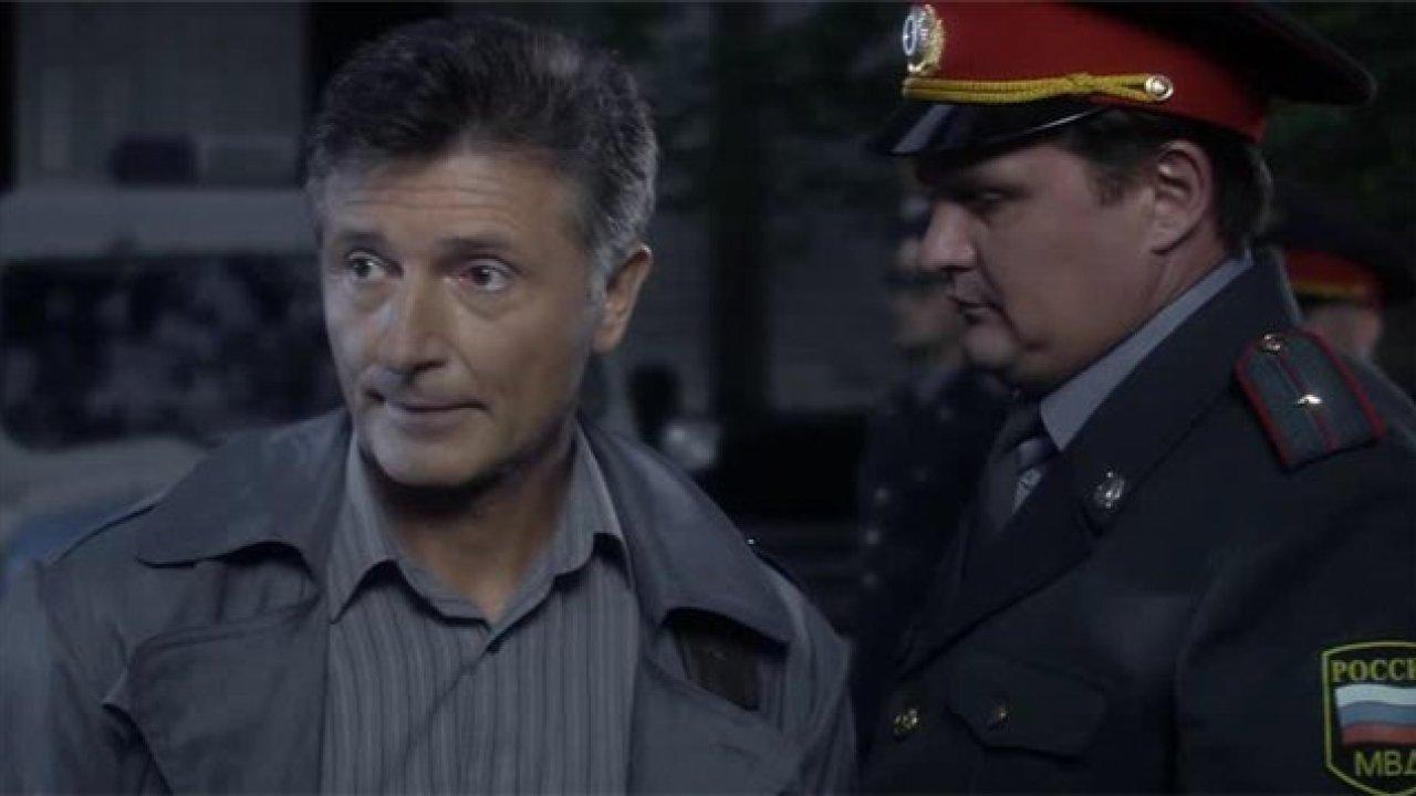 Тревожный отпуск адвоката Лариной - Фильм, Триллер