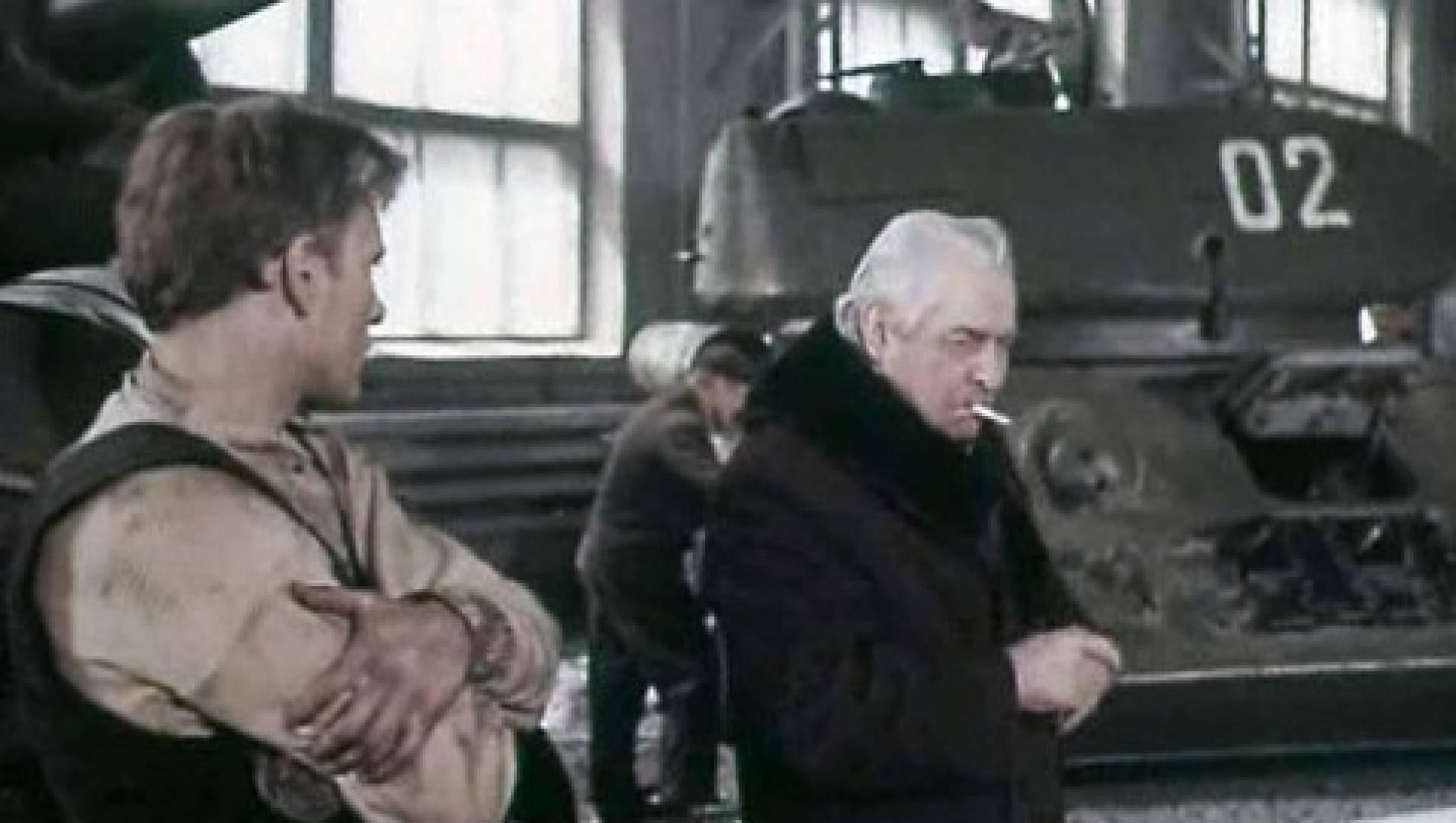 Главный конструктор - Кинороман, Фильм