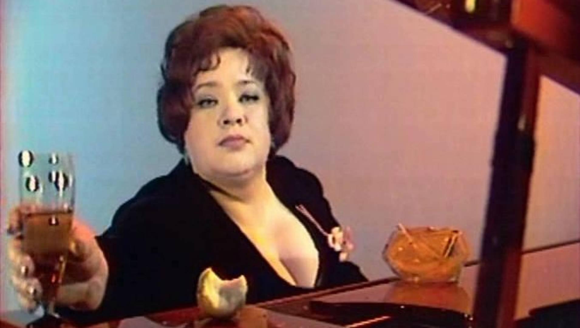 Наталья Крачковская. Я актриса больших форм - Документальный фильм