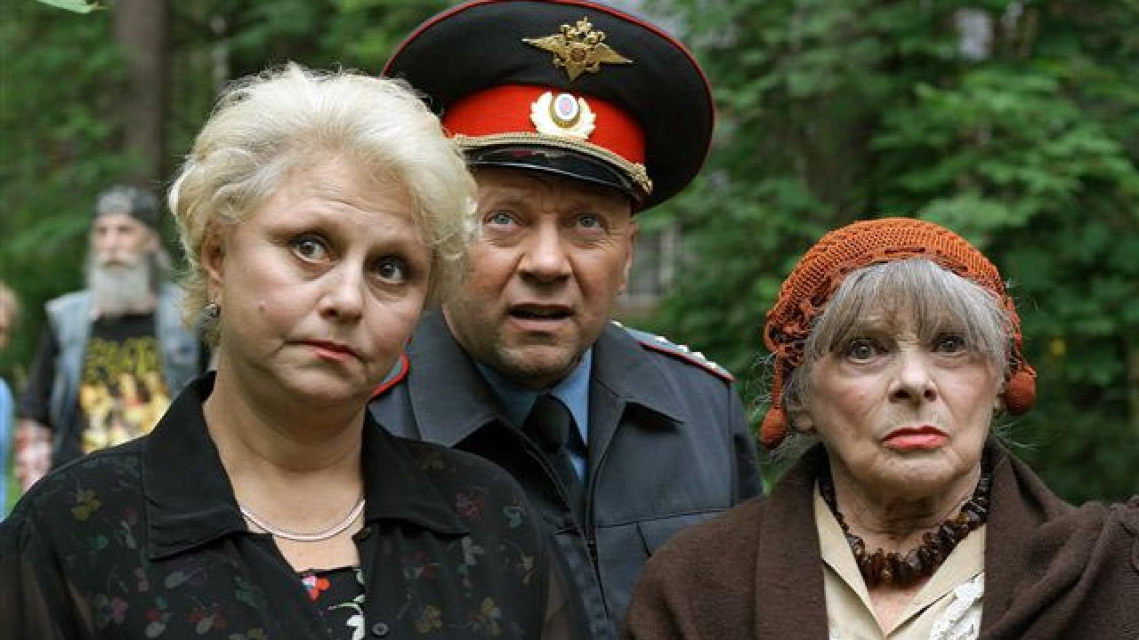 Омут - Фильм, Детектив