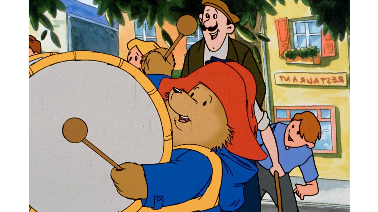 Новые приключения медвежонка Паддингтона