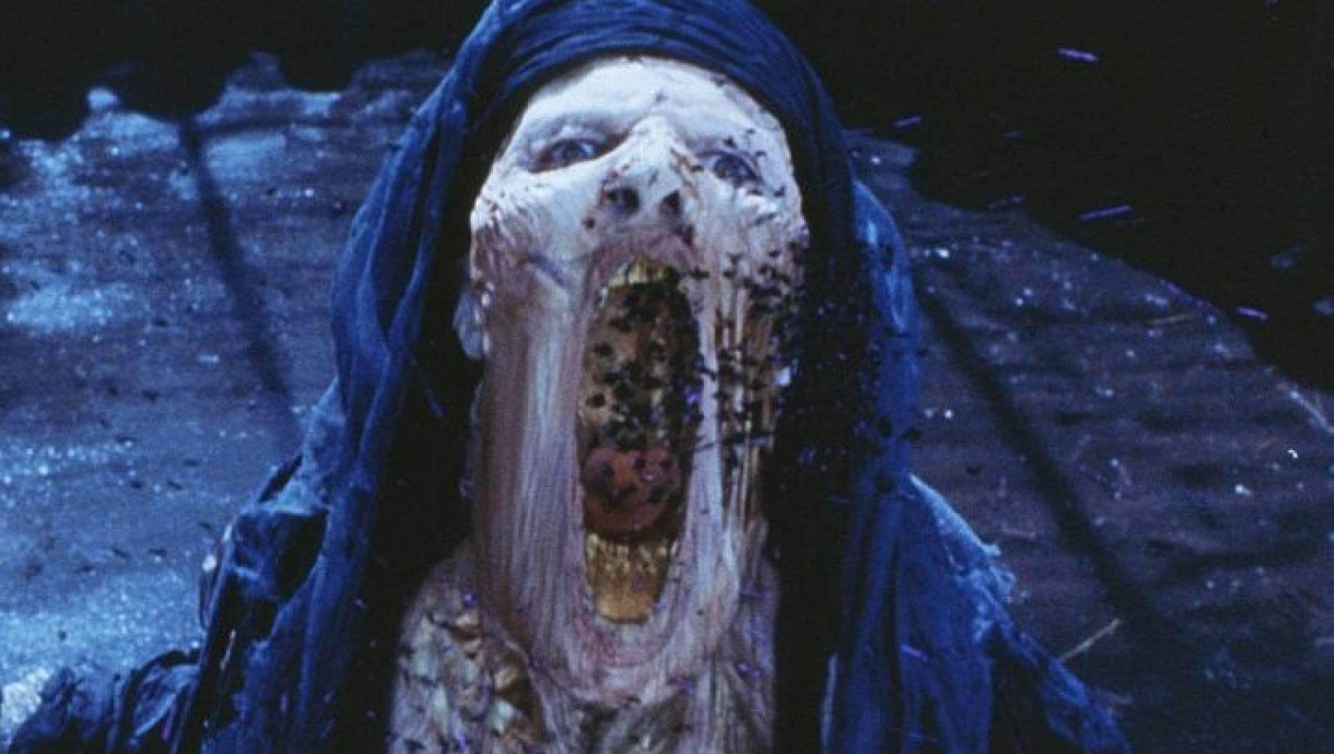 Мумия - Фильм, Приключения