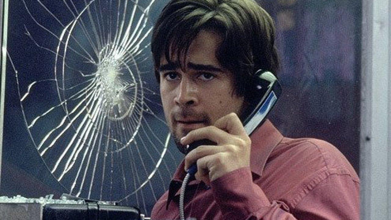 Телефонная будка - Триллер, Фильм