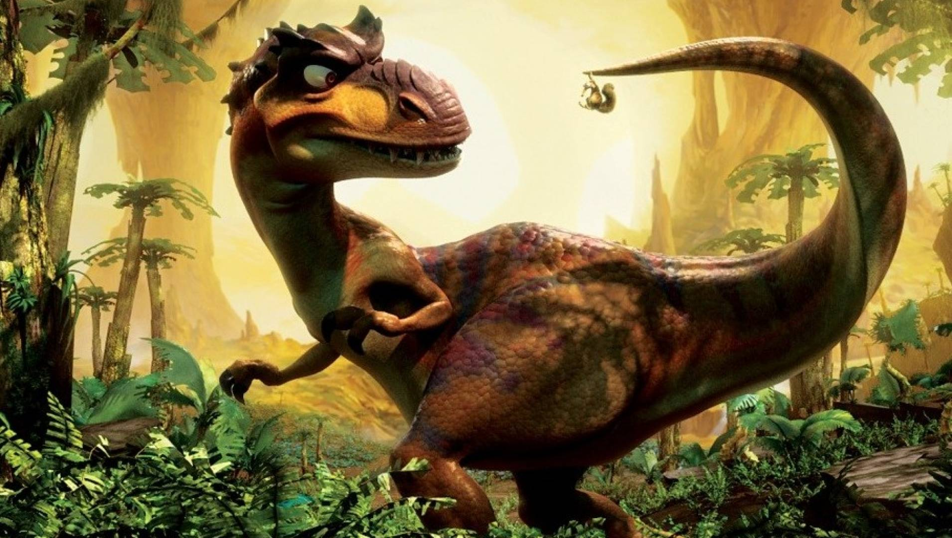 Ледниковый период - 3: Эра динозавров - Приключения, Анимационный фильм