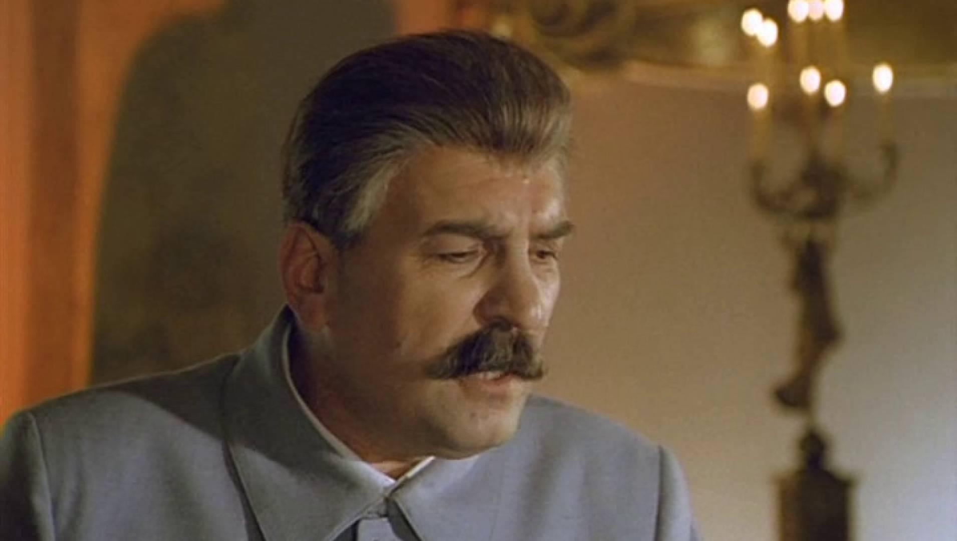 Пиры Валтасара, или Ночь со Сталиным - Драма, Фильм