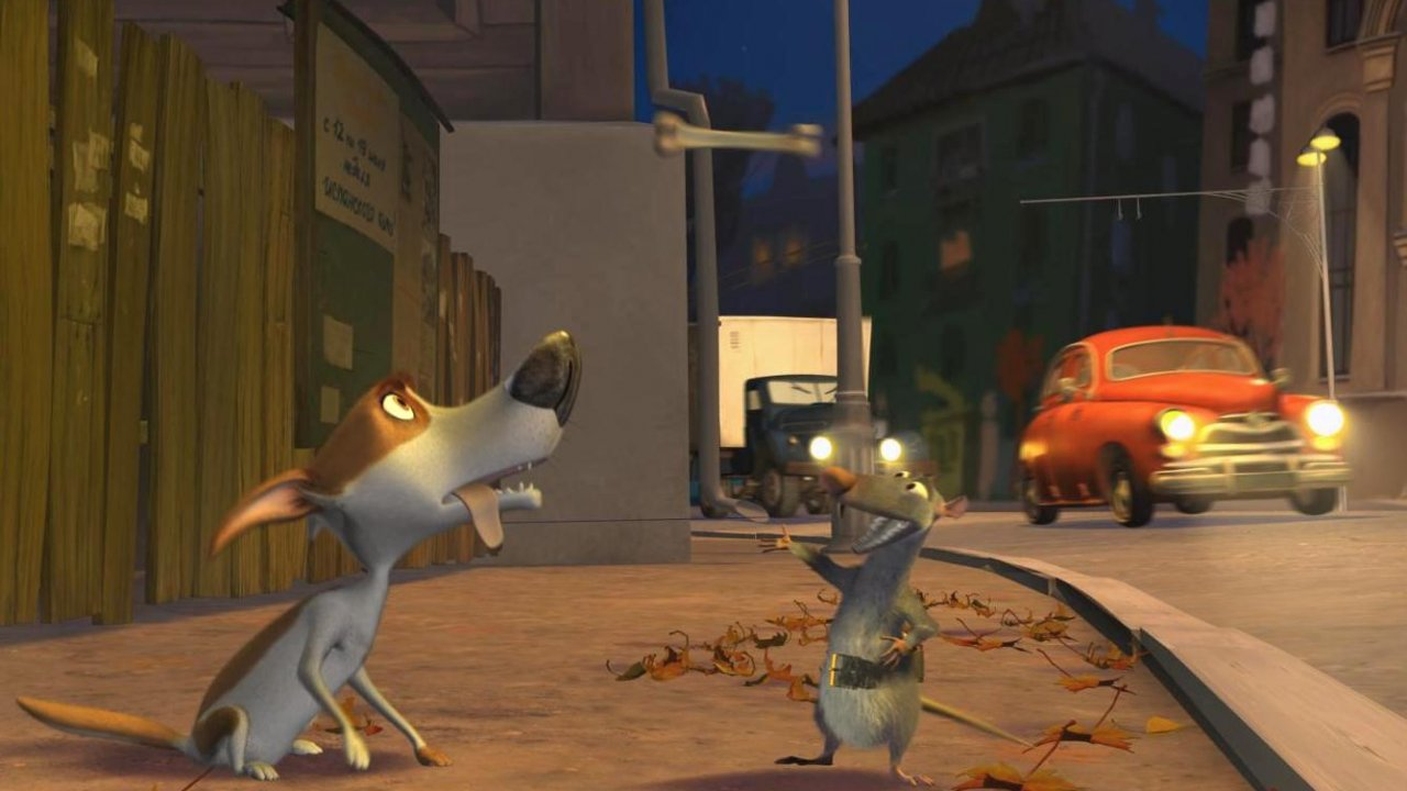 Белка и Стрелка. Звёздные собаки - Мультфильм