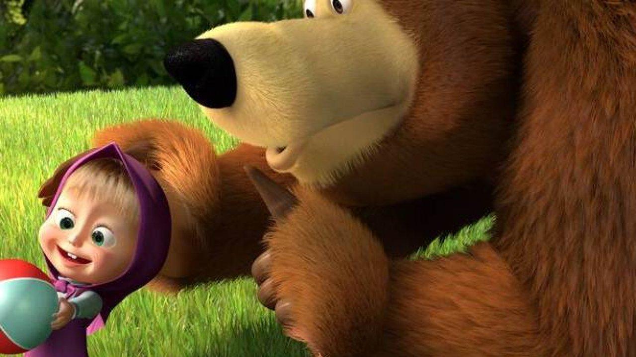 Маша и Медведь - Мультсериал