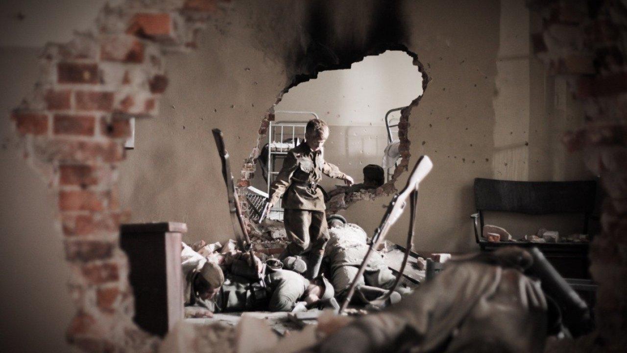 Брестская крепость - Кинороман, Исторический, Драма, Фильм