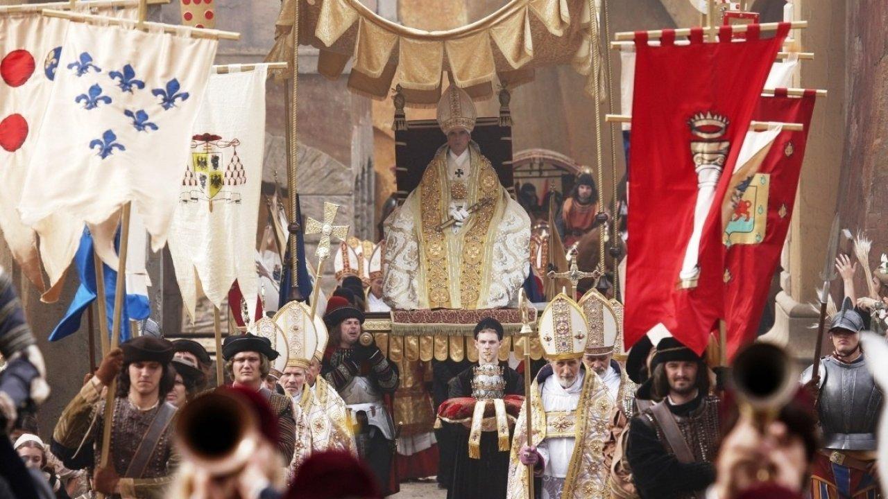 Борджиа - Драма, Исторический, Сериал