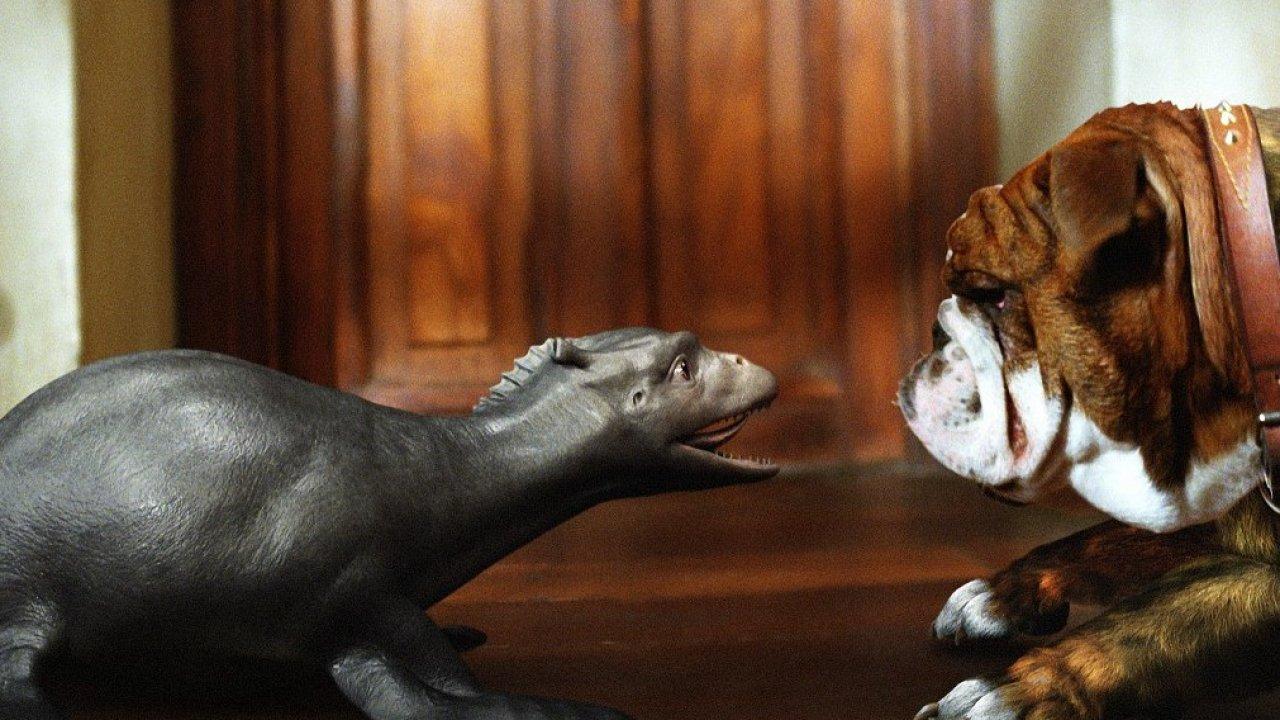 Мой домашний динозавр - Приключения, Фантастика, Фильм