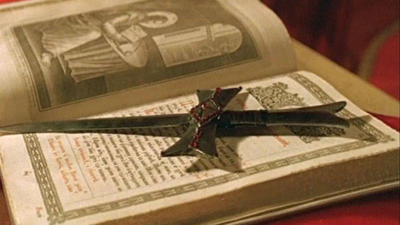 Мальтийский крест - Приключения, Фильм