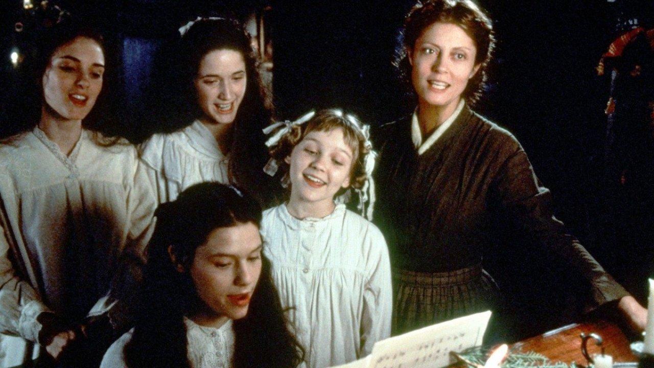 Маленькие женщины - Мелодрама, Фильм