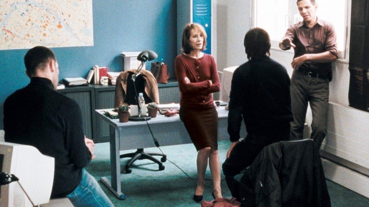 Молодой лейтенант - Детектив, Фильм