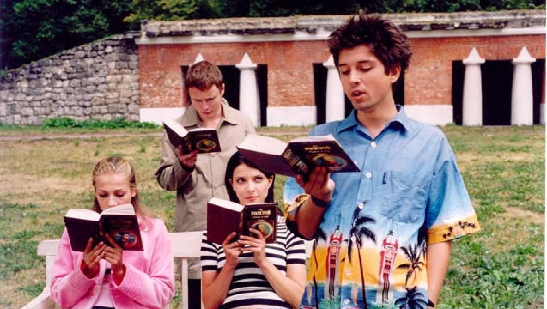 Похитители книг - Приключения, Фильм