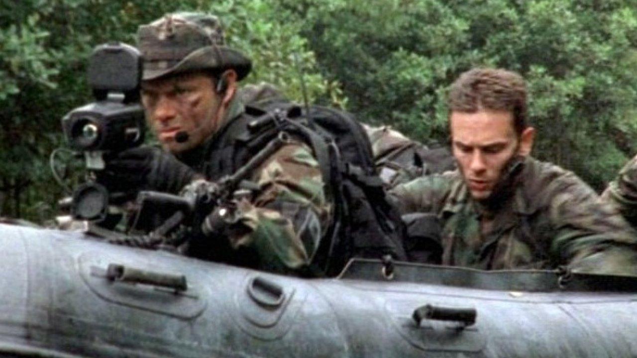 В тылу врага: Колумбия - Боевик, Фильм