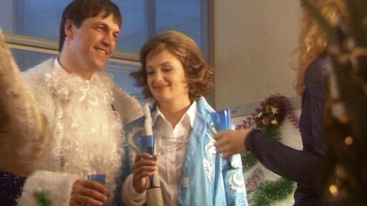 Моя мама — Снегурочка - Мелодрама, Фильм