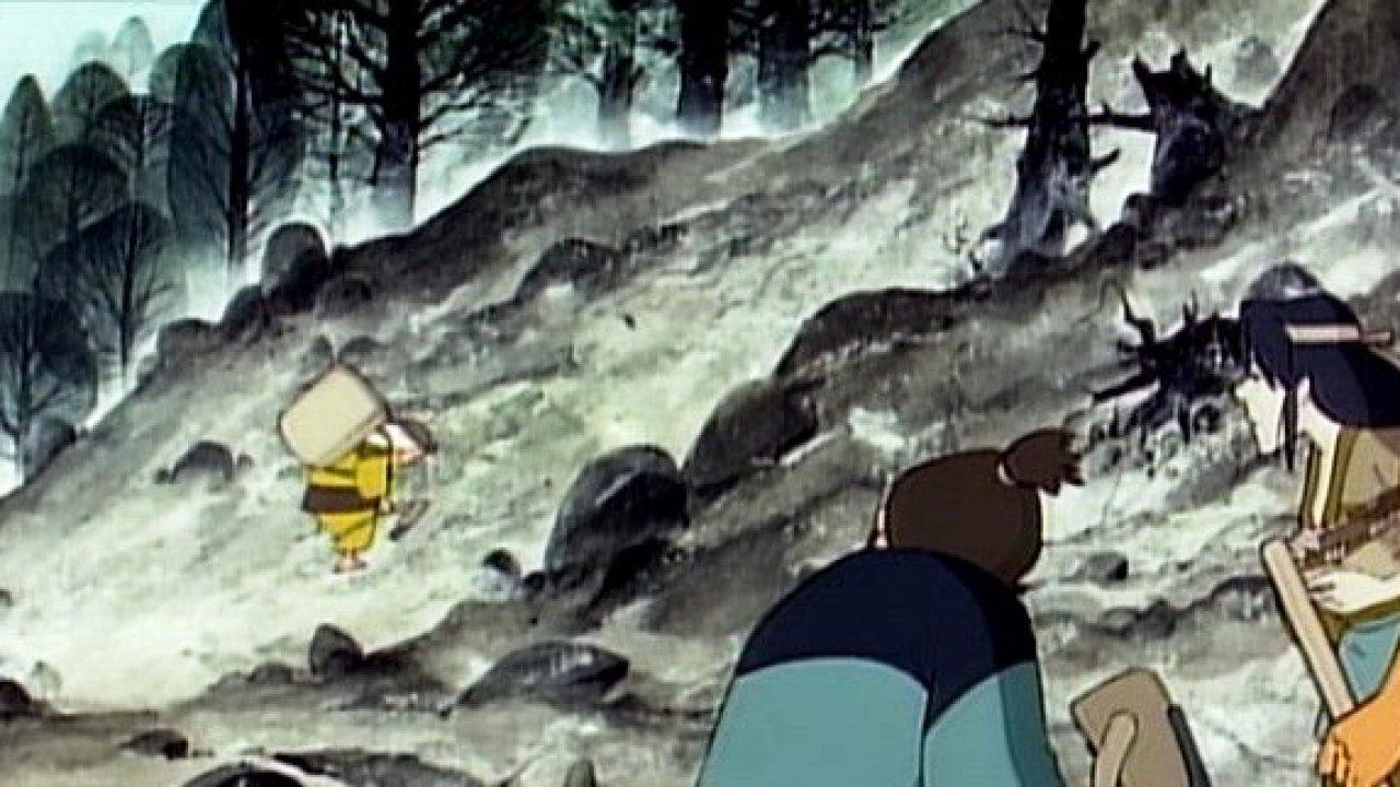 Таро, сын дракона - Приключения, Анимационный фильм