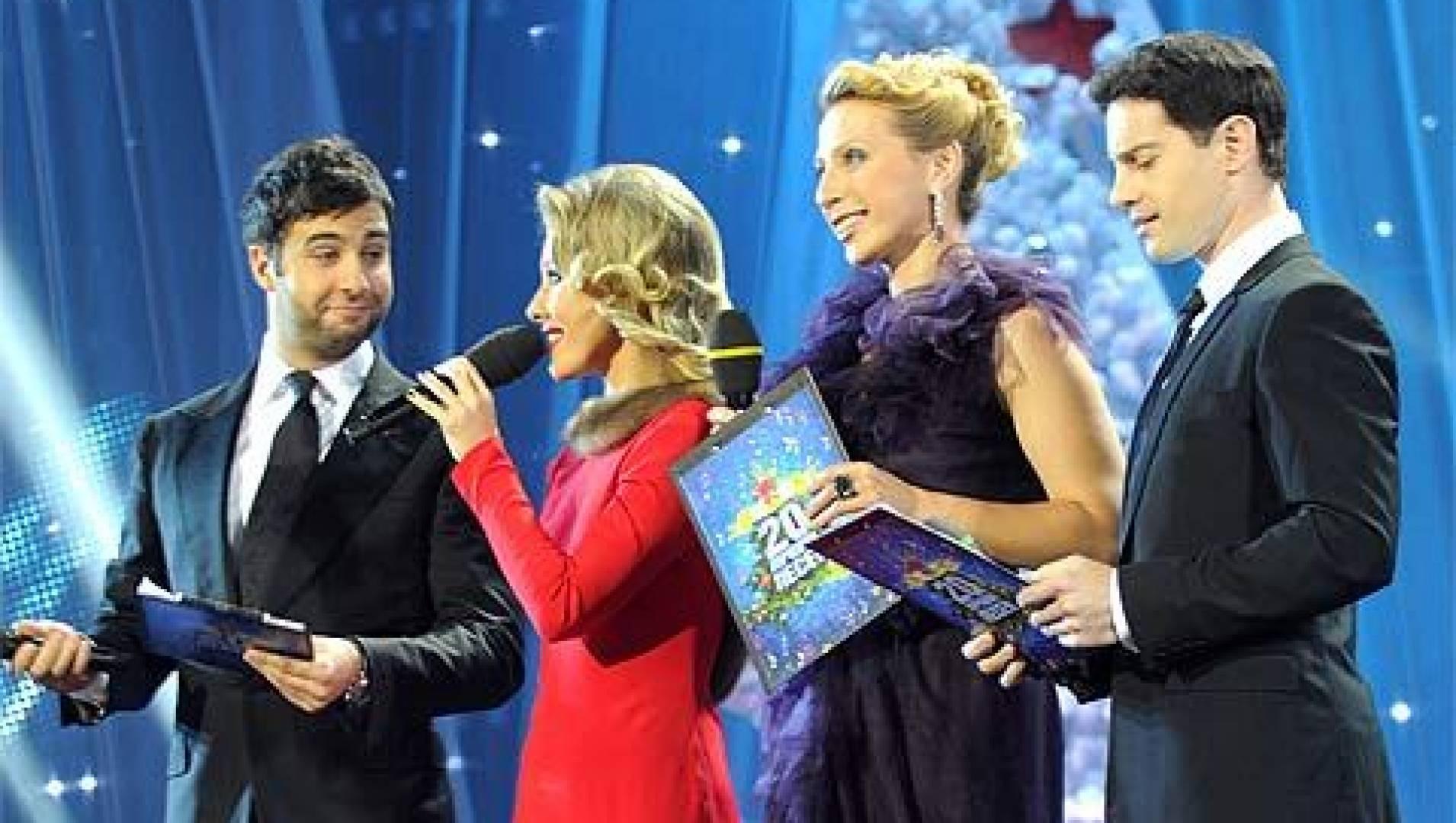 «Красная звезда». 20 лучших песен 2011 года - Музыкальная, Программа