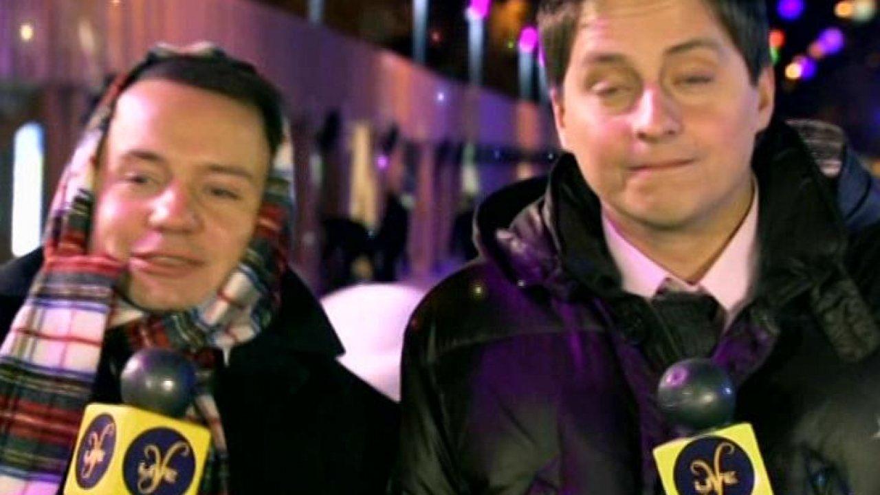 Оливье-шоу. Новогодняя ночь 2012 на Первом - Музыкальная, Развлекательная, Программа