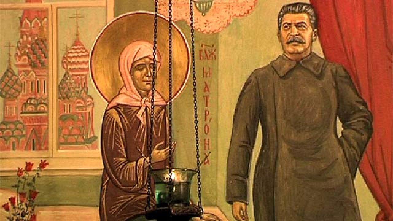 Подлинная история жизни Святой Матроны - Документальный фильм
