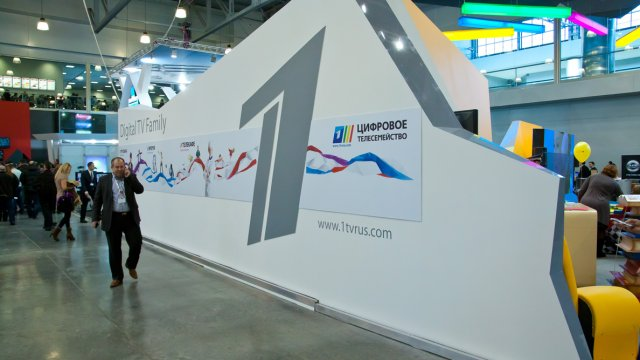 Триумф Цифрового Телесемейства на выставке CSTB'2012