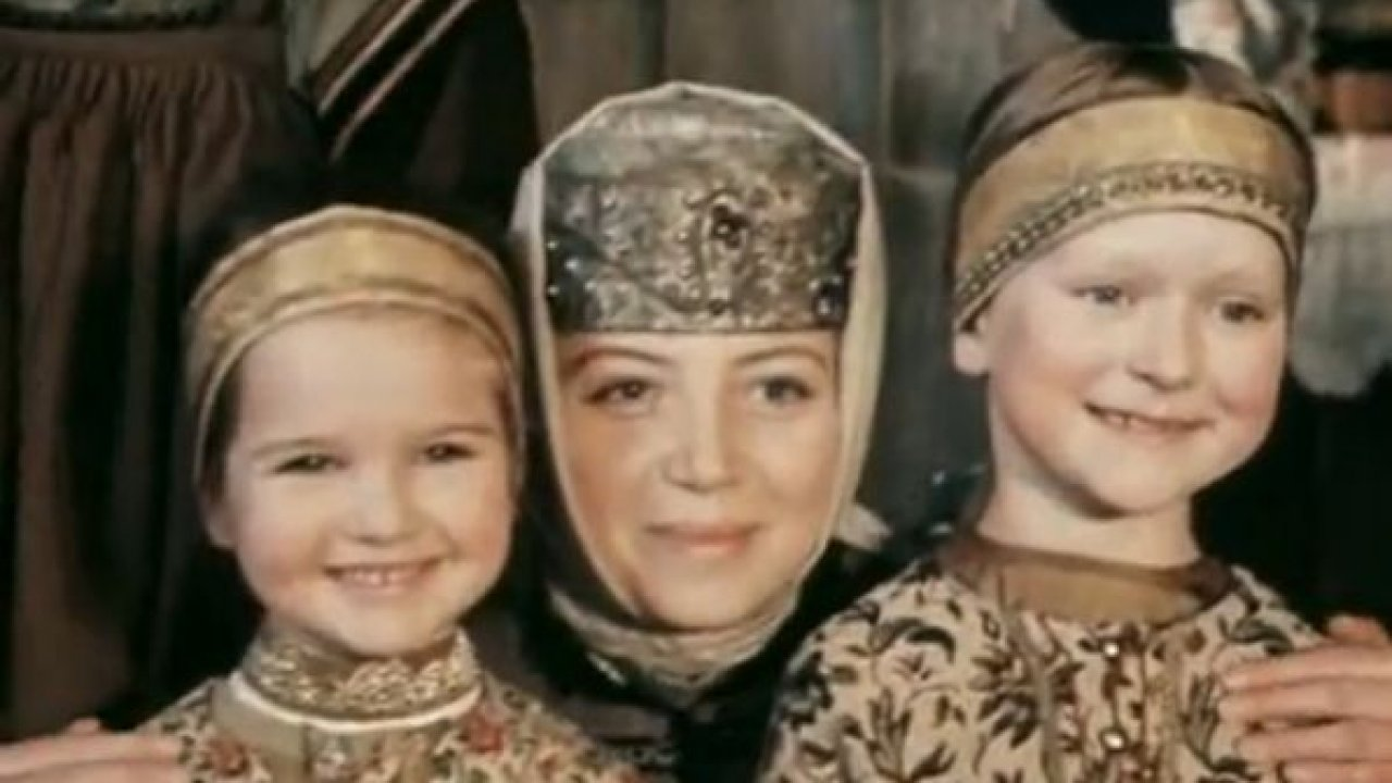 Россия молодая - Исторический, Сериал