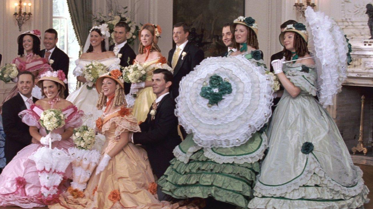 27 свадеб - Мелодрама, Комедия, Фильм